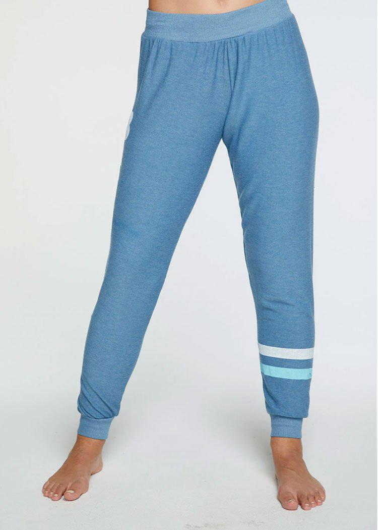 Chaser Beach Day Lounge Pants-Hand In Pocket