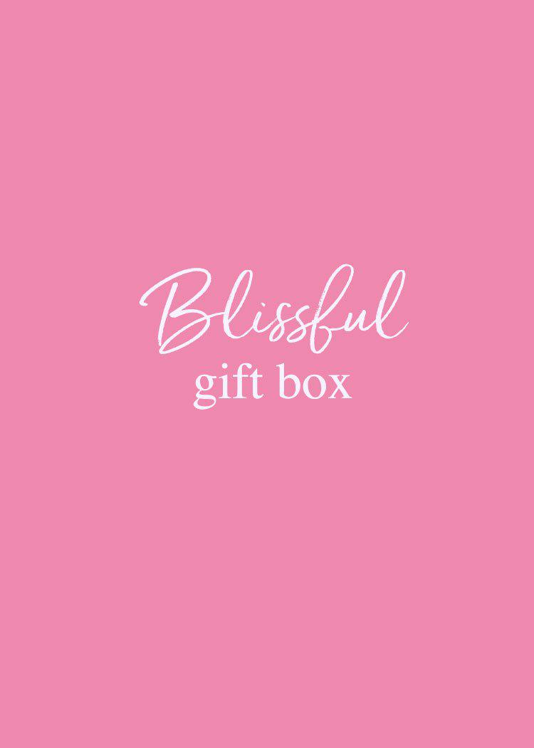 Blissful Gift Box-Hand In Pocket