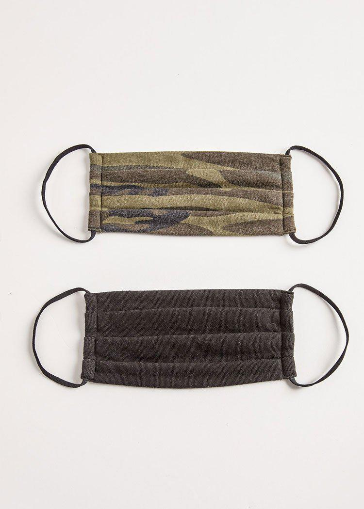 Z Supply Camo Mask 2 Pack-Hand In Pocket
