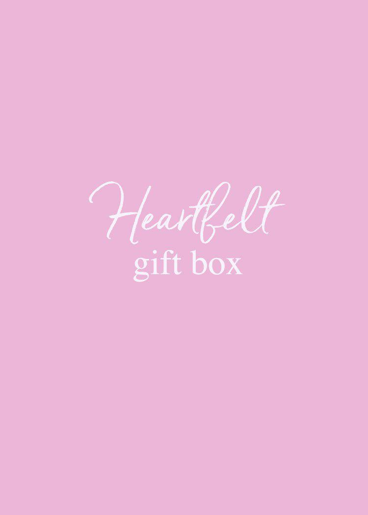 Heartfelt Gift Box-Hand In Pocket
