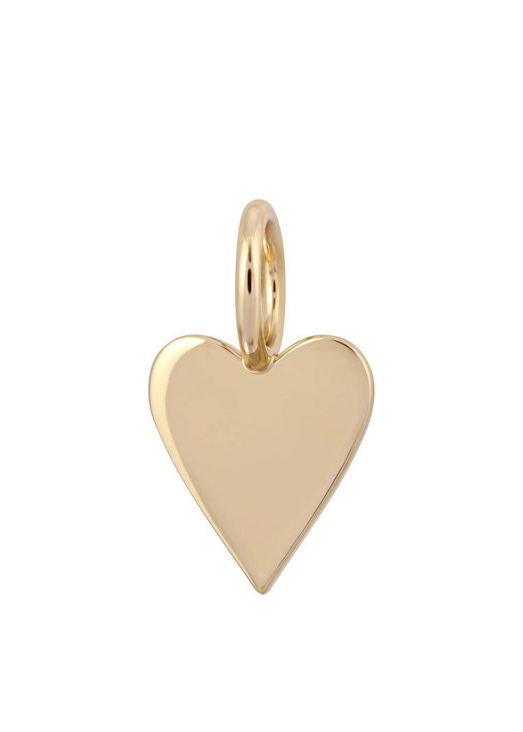 "Eklexic Helena ""Small Heart"" Charm Pendant-Hand In Pocket"