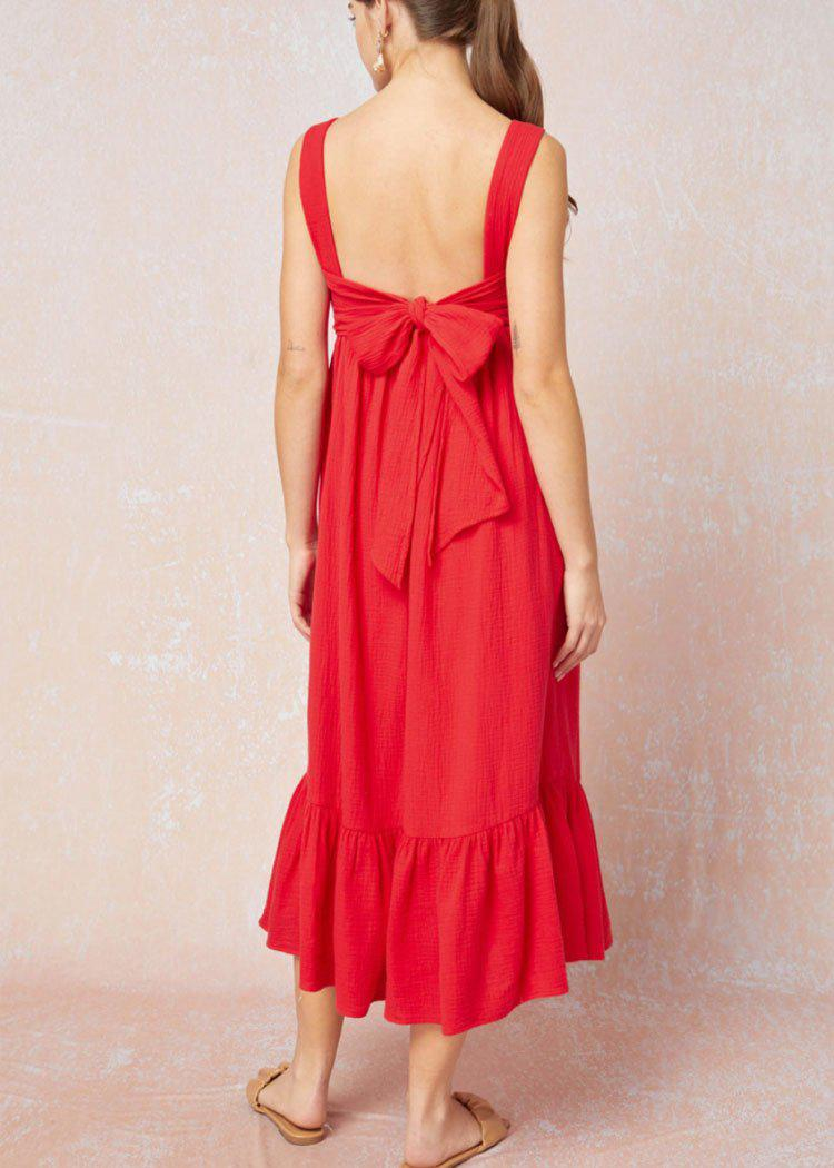 Bay of Fires Maxi Dress-Hand In Pocket