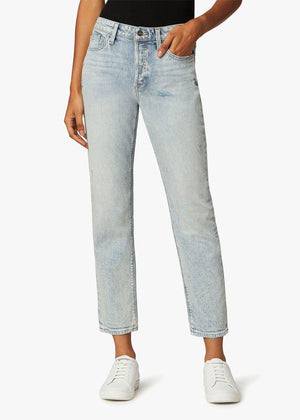"Joes Jeans ""The Scout"" Mid Rise Slim Boyfriend - Someday-Hand In Pocket"