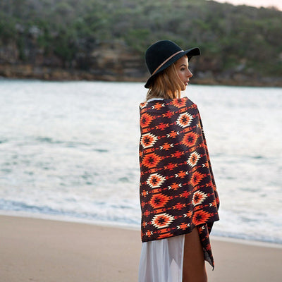 Beach Towel - Zapotec