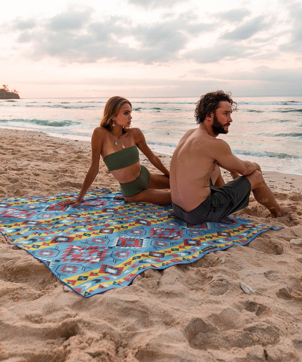 Blue Moon - Towel for Two-Beach-Towel