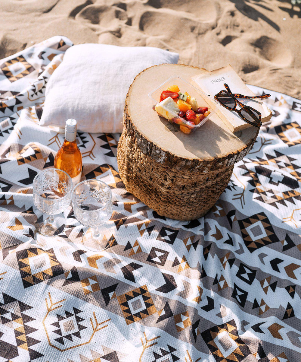 Tesalate - Into The Wild - Towel for Two Beach Towel