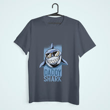 Daddy Shark T-shirt
