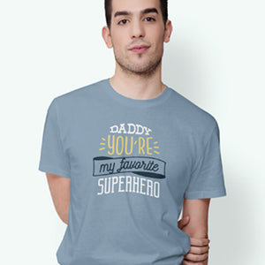 Super Hero Dad T-shirt