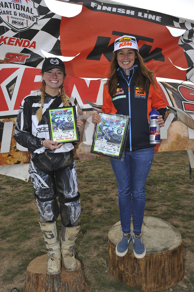 KACY MARTINEZ BACK ON TOP AT ROUND 3 OF AMA NATIONAL HARE & HOUND CHAMPIONSHIP