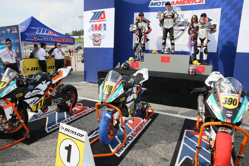 BENJAMIN SMITH DOUBLES DOWN AT KTM RC CUP SEASON OPENER