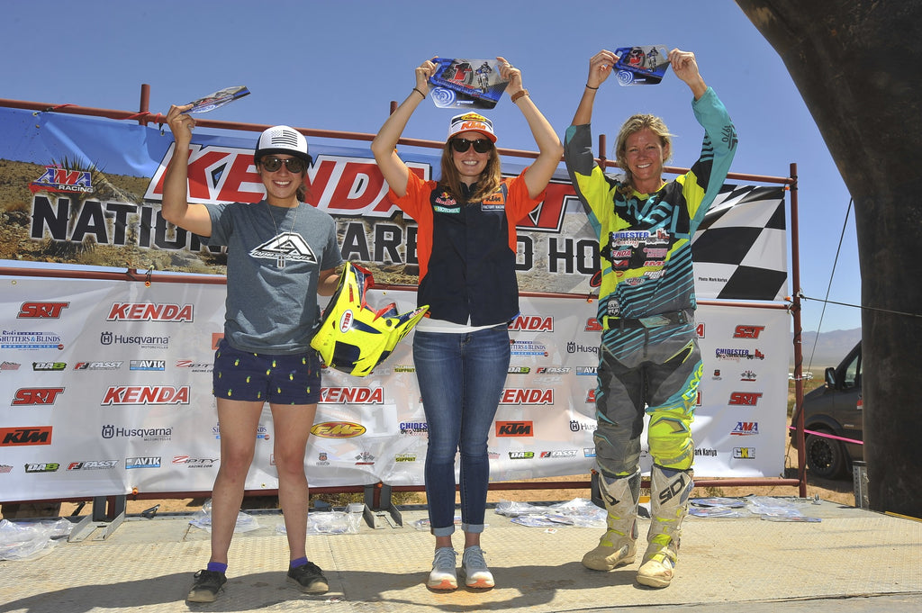 MARTINEZ TOPS ROUND 4 OF AMA NATIONAL HARE & HOUND CHAMPIONSHIP, ROBERT RETURNS TO RACING