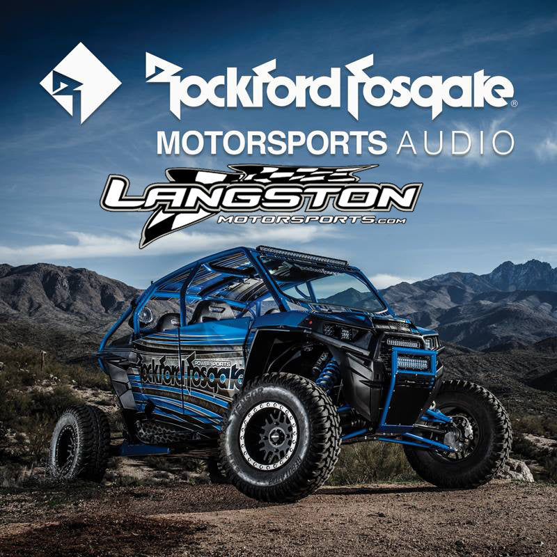 Rockford Fosgate® Announces New Stage 5 Premium Audio Kit Solution for the Polaris® RZR® Now Shipping.