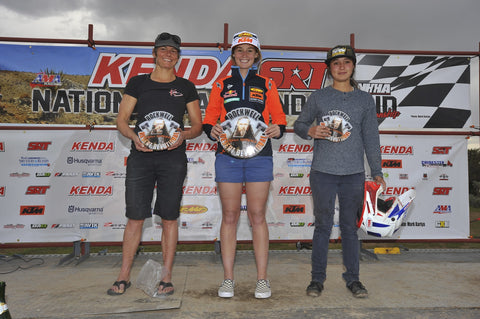 Kacy Martinez Wins Round 5 of National Hare and Hound