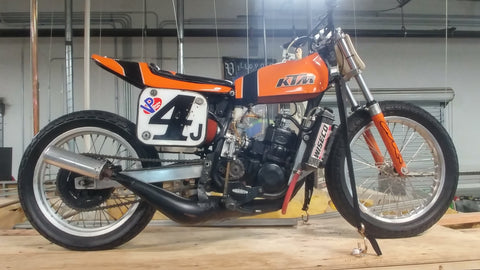1986 KTM 500cc Two Stroke