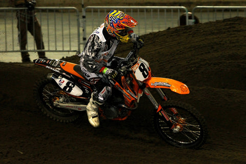 Grant Langston Supercross Champion