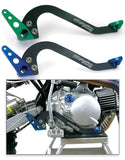 Kawasaki KLX110 Mini Bike Parts, KLX Mini Exhaust and Accessories, Two Brothers Racing  - Langston Motorsports