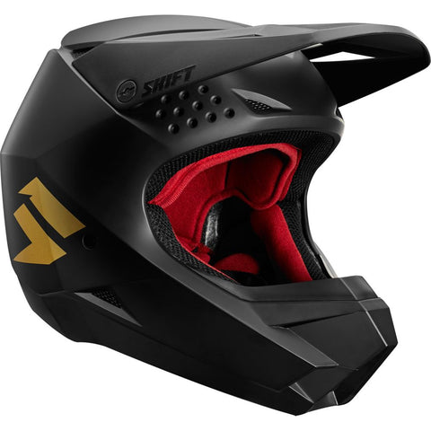 WHIT3 HELMET, Offroad Helmet, Shift  - Langston Motorsports