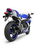 Suzuki GSX-R750/GSX-R600 Slip-On System (2008-2010), Suzuki Exhaust, Two Brothers Racing  - Langston Motorsports