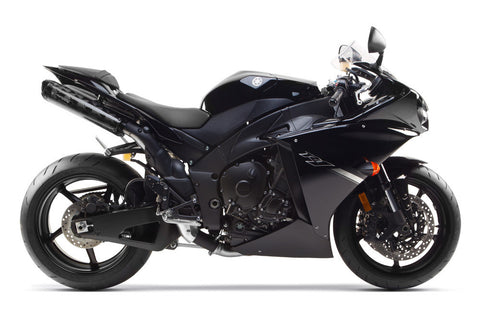 Yamaha R1 Dual Slip-On System (2009-2014), Yamaha Exhaust, Two Brothers Racing  - Langston Motorsports