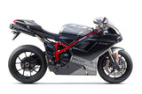 Ducati 848/1098/1198 Slip-On System (2008-2014), Ducati Exhaust, Two Brothers Racing  - Langston Motorsports