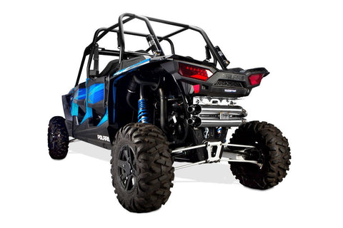 Two Brothers Racing Polaris RZR1000XP Slip-On Exhaust System 2015-2016, UTV Exhaust, Two Brothers  - Langston Motorsports