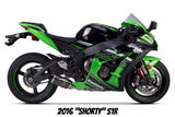 Kawasaki ZX-10R S1R Slip-On System (2011-2016), kawasaki Street Exhaust, Two Brothers Racing  - Langston Motorsports