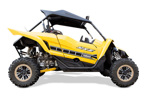 Yamaha YXZ1000 Slip-On System (2016), Sport, Two Brothers Racing  - Langston Motorsports