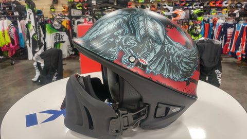 Bell Rogue Street and Cruiser Helmet, Helmet, Bell  - Langston Motorsports