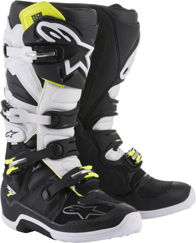 Alpinestars 2018 Tech 7 Riding Boots Part 2, Riding Boots, Alpinestars  - Langston Motorsports