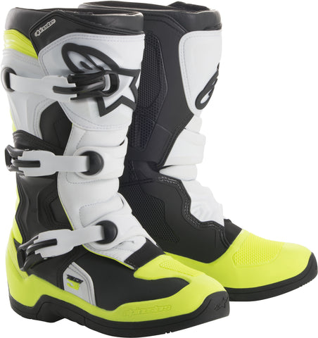 Alpinestars Tech 3S Youth Riding Boots, Youth Riding Boots, Alpinestars  - Langston Motorsports