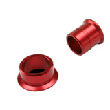 Zeta Light weight Anodized Colored Wheel Spacers for Dualsport bikes, Wheel Spacer, Zeta  - Langston Motorsports