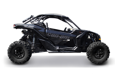 Two Brothers Racing Can-Am Maverick X3 Turbo S1R Slip-On System (2017), UTV Exhaust, Two Brothers Racing  - Langston Motorsports