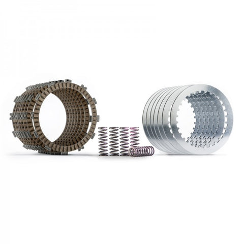 Hinson Complete Clutch Fiber, Steel, and Spring Kit, Clutch Plate with Springs, Hinson  - Langston Motorsports