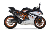 KTM RC390 Slip-On System (2016-2017), KTM RC390 Street Exhaust, Two Brothers Racing  - Langston Motorsports