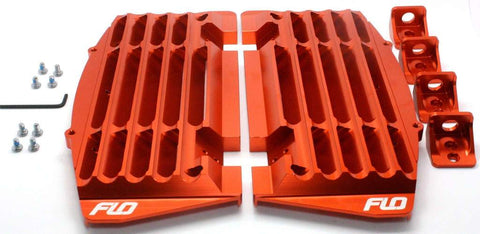 KTM Radiator Guards / Brace, Radiator Brace, Flo Motorsports  - Langston Motorsports