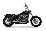 Harley Davidson Dyna Comp-S Exhaust, Harley Davidson Exhaust, Two Brothers Racing  - Langston Motorsports