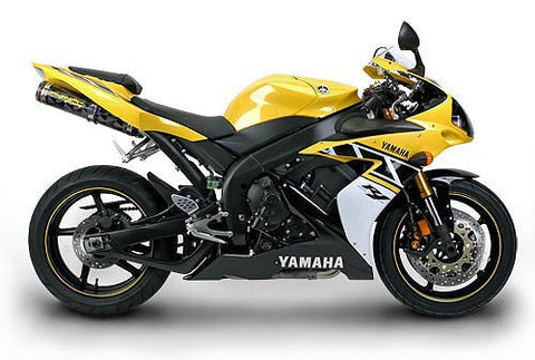 Yamaha R1 M2 Dual Slip-On System (2004-2006), Yamaha Exhaust, Two Brothers Racing  - Langston Motorsports