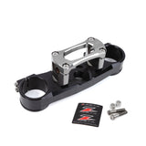 Zeta Handlebar Top Clamp Kit for 1 1/8 Oversized Bars, Top Bar Clamp, Zeta  - Langston Motorsports