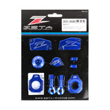 Zeta Light weight Anodized Aluminum Full Bling Kit, Billet Kit, Zeta  - Langston Motorsports