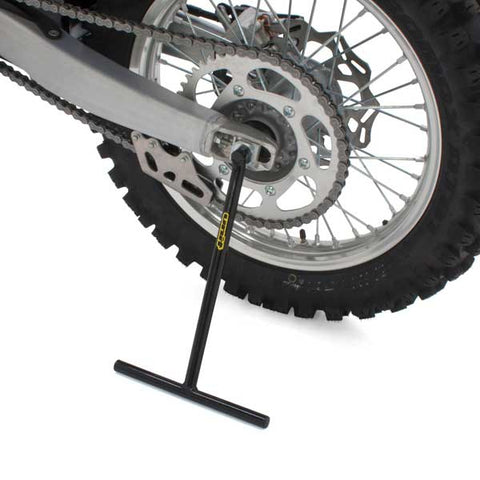 MX Motorycle T-STAND, Motorcycle Side Stand, Unit  - Langston Motorsports