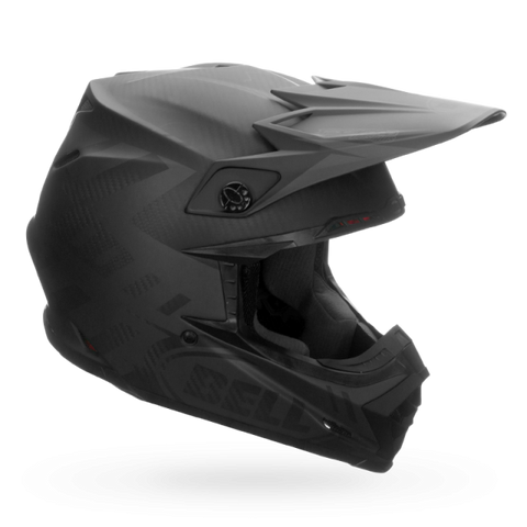 Bell Moto-9 Carbon Flex Supercross and Motocross Helmet, helmet, Bell  - Langston Motorsports