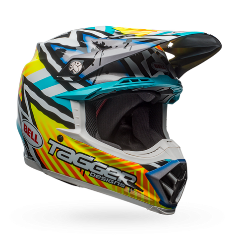 Bell Moto-9 Supercross and Motocross Helmet with MIPS, helmet, Bell  - Langston Motorsports