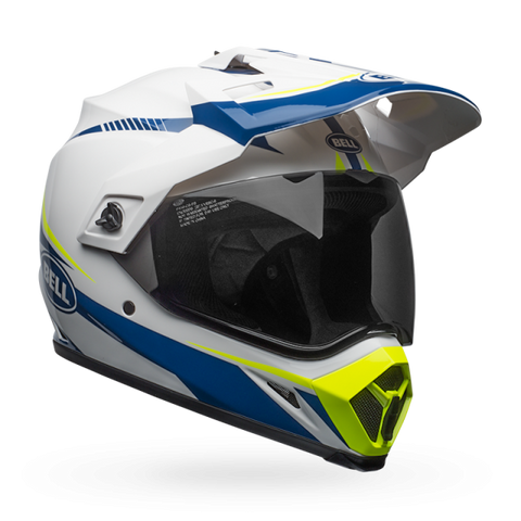 Bell MX-9 Adventure Offroad and Dualsport Helmet MIPS Equipped, helmet, Bell  - Langston Motorsports