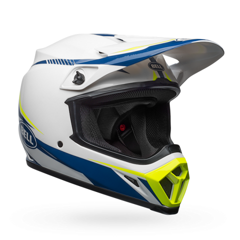 Bell MX-9 Supercross and Motocross Helmet MIPS Equipped, helmet, Bell  - Langston Motorsports