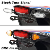 DRC Honda CRF250L/M/RALLY Moto LED Edge 2 Tail Light Assembly, Tail Light, DRC  - Langston Motorsports