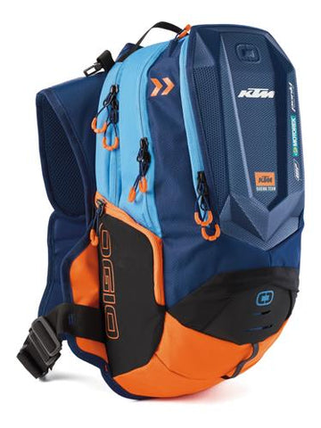 KTM Team Dakar Backpack, Hydration Pack, KTM  - Langston Motorsports