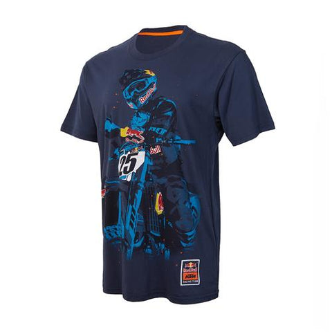 Red Bull KTM Racing Team Musquin Number Tee, T-SHIRT, KTM  - Langston Motorsports