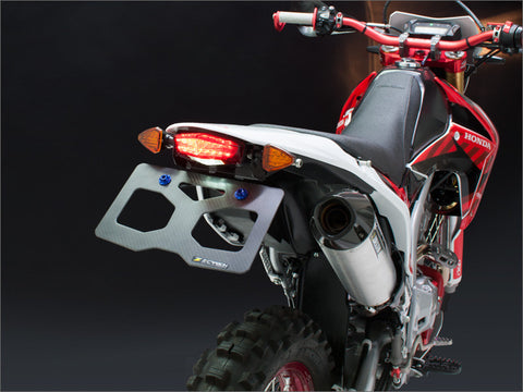 DRC Honda CRF250L Moto LED Edge 2 Tail Light Assembly, Tail Light, DRC  - Langston Motorsports