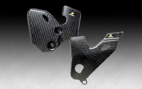 Zeta Carbon Fiber Frame Guards, Frame Guards, Zeta  - Langston Motorsports