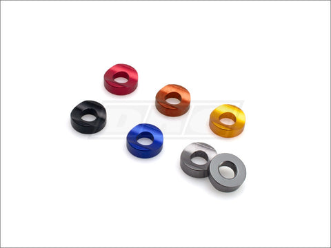 DRC Light Weight Anodized Rim Lock Spacers For Tires - Langston Motorsports